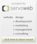 Servoweb Web Developers (New Window)
