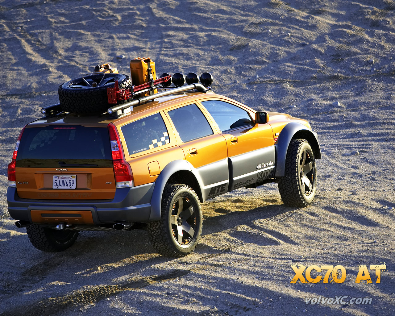 Volvo cross country autos weblog for Cross country motor club towing